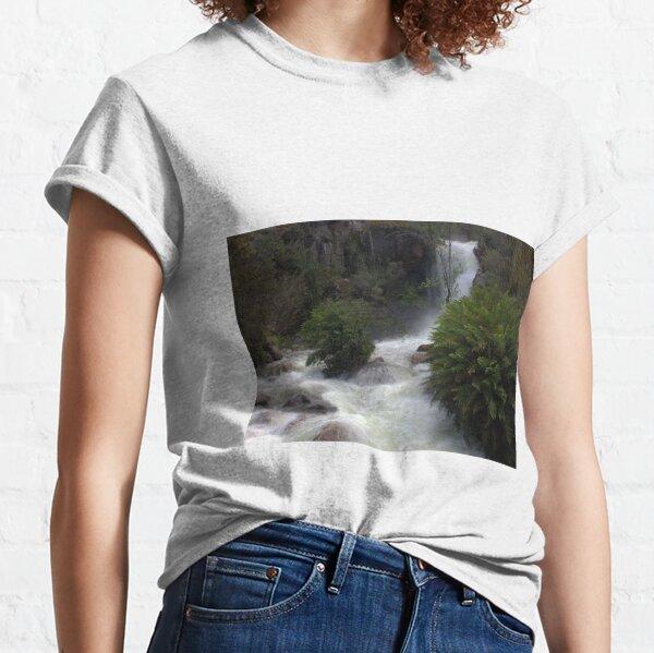 Ladies Bath Falls, Eurobin Creek Classic T-Shirt