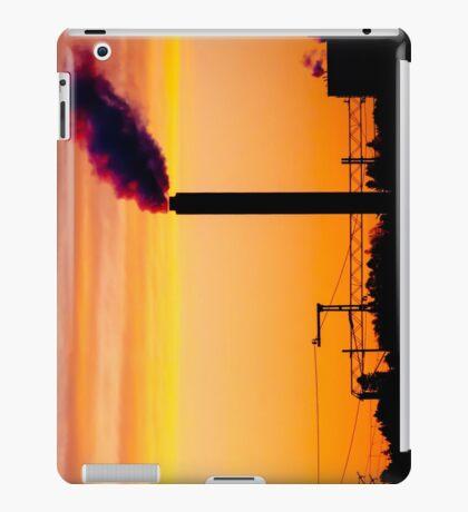 Cig [Flipped/read artist notes] iPad Case/Skin