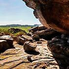 Ancient Cave - Ubirr - Kakadu National Park by Lexa Harpell