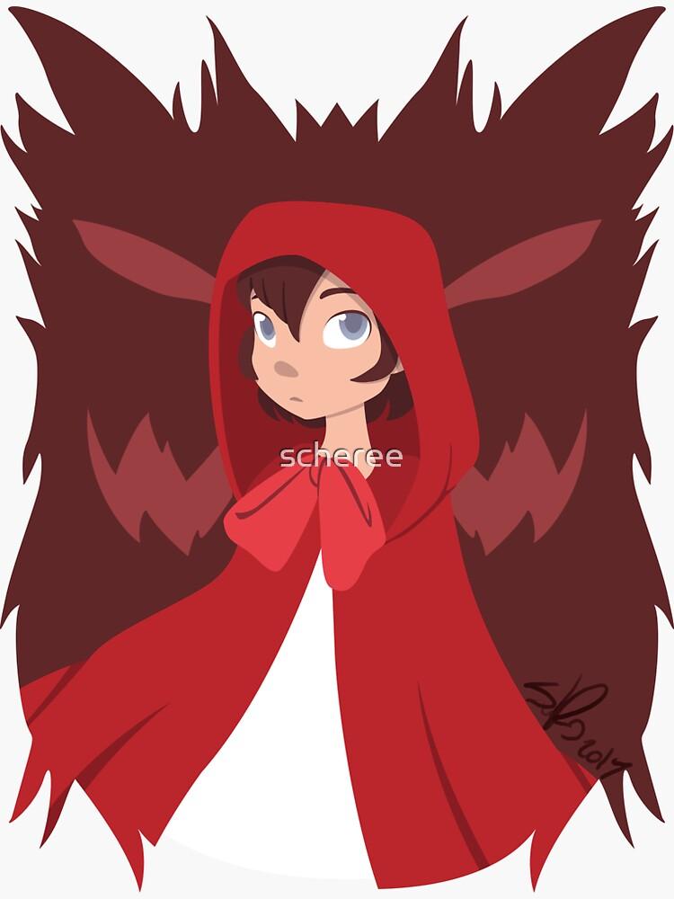 Little Red by scheree