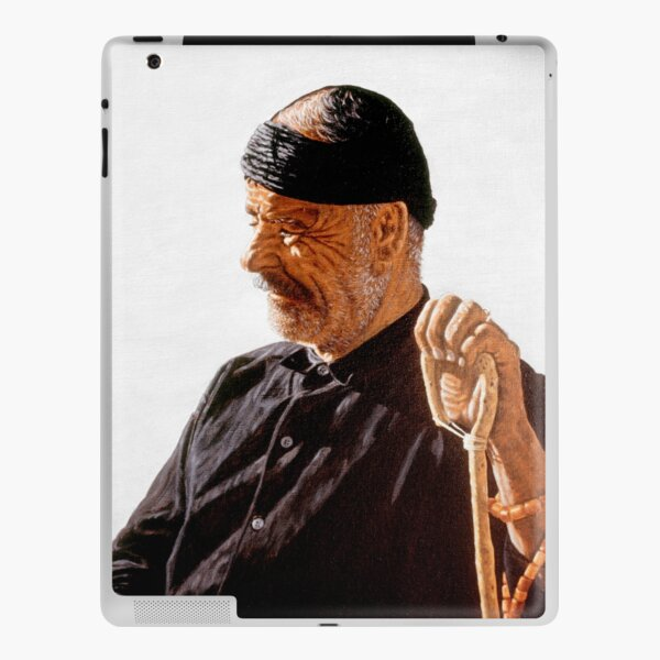 Cretan Man iPad Skin