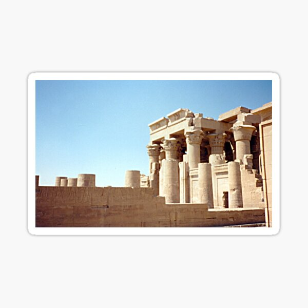 Temple of Kom Ombo, 1 Sticker