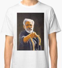 Portrait of Cretan man Classic T-Shirt