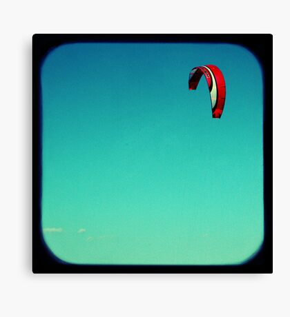 Kite Canvas Print