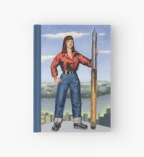 The Pen is Mightier than the Sword Hardcover Journal