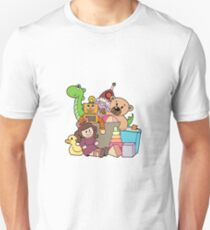 Toy Box Unisex T-Shirt