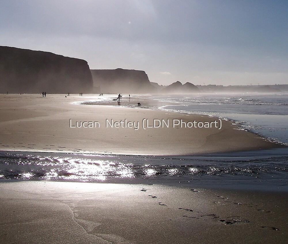 sea mist by Lucan  Netley (LDN Photoart)