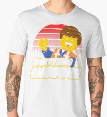 Everything is awesome! Men's Premium T-Shirt