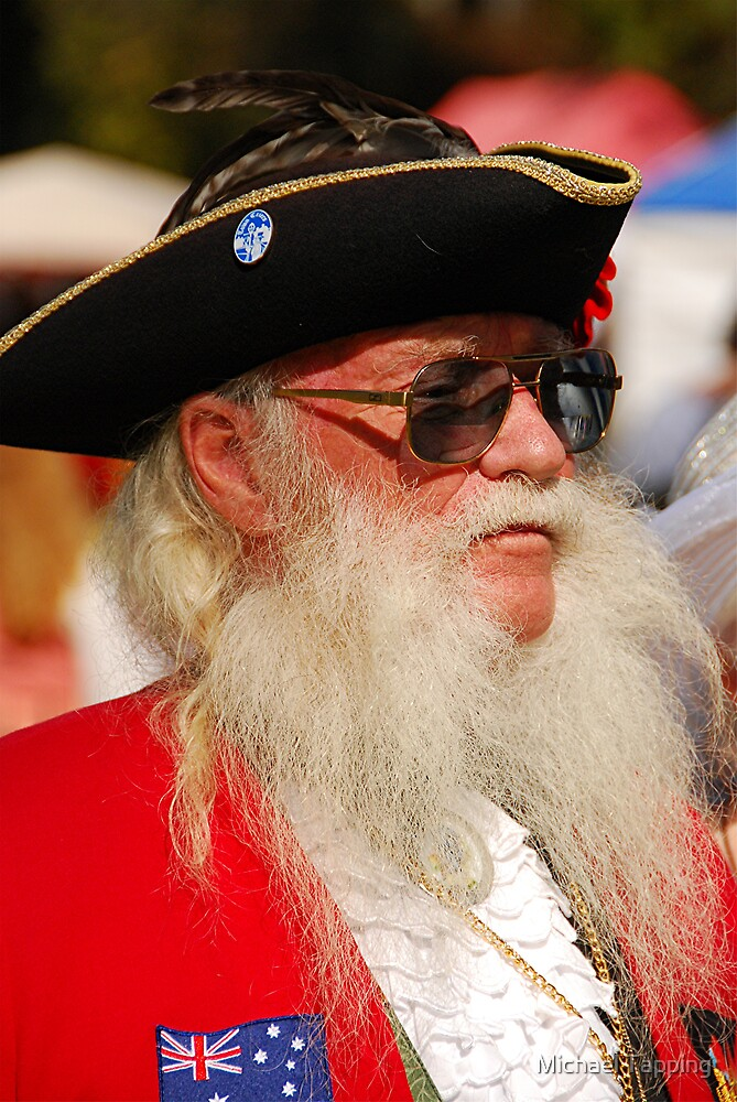 Salisbury Town Crier by Michael Tapping