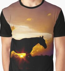 Sunstruck Stockhorse Graphic T-Shirt
