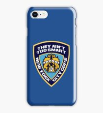 New York City Cops (The Strokes) iPhone Case/Skin