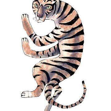 Tiger Tiger by gregorfanos