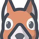 Rocket Squirrel - Orange by Rocket Squirrel