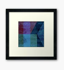 Abstract 1C Framed Print