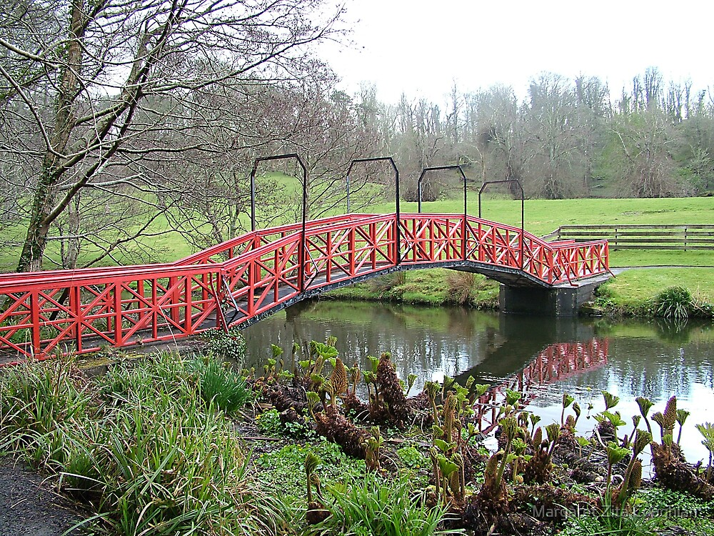 Red Bridge by Margaret Zita Coughlan