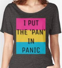 Pansexual Women's Relaxed Fit T-Shirt