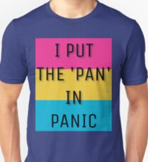 Pansexual shirt men