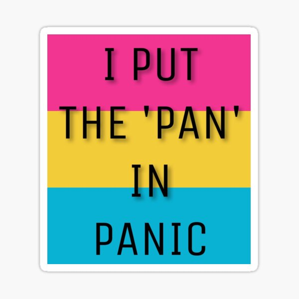 Pansexual Sticker
