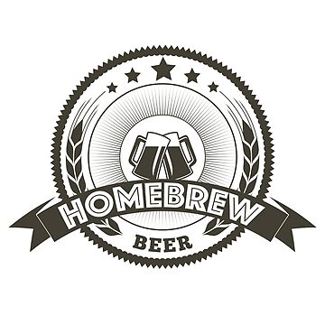 Home Brew Design - Homebrew Beer by kudostees