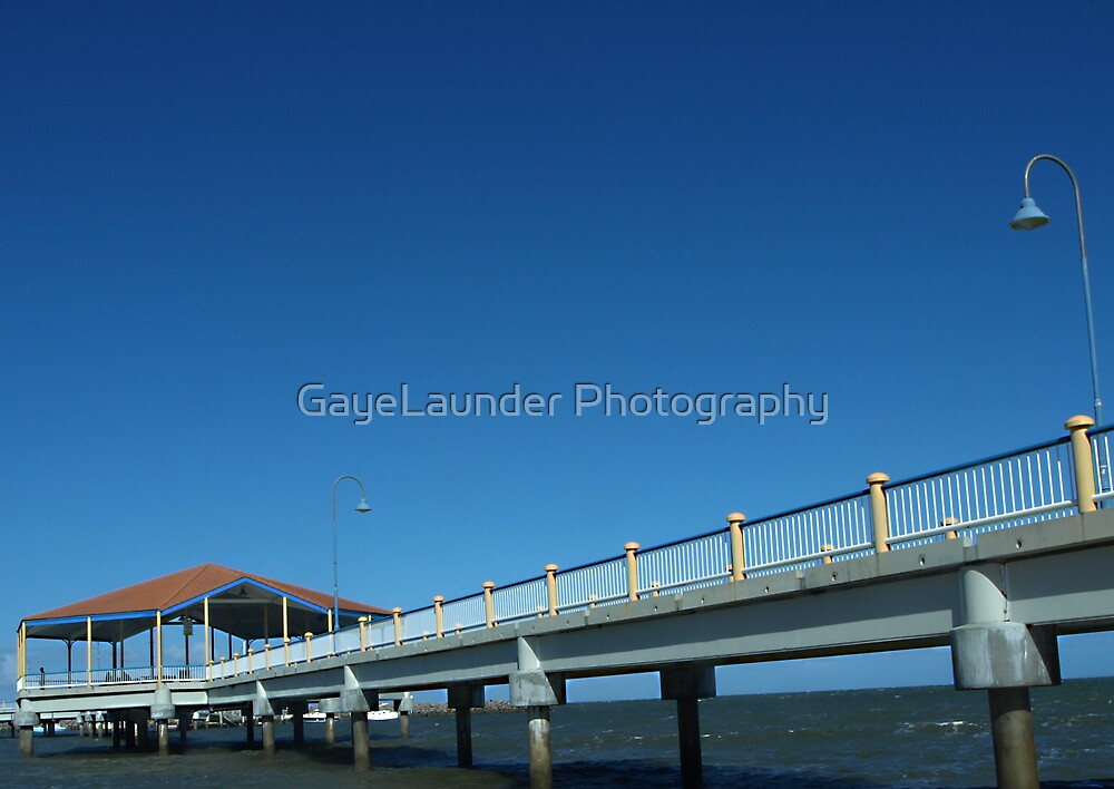 Redcliffe Jetty by GayeLaunder Photography