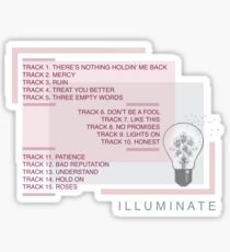Illuminate (Pink) Sticker