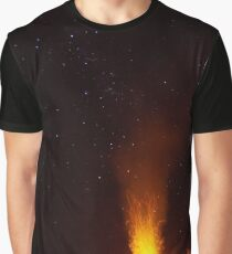 Star fire Graphic T-Shirt