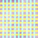 Gingham Purple Old Grungy Dusted Cute by rupydetequila