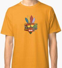 Aku Aku mask Classic T-Shirt