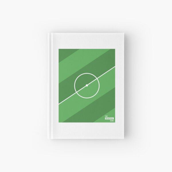 Football: The Beautiful Game - Part 1 of 3 Hardcover Journal