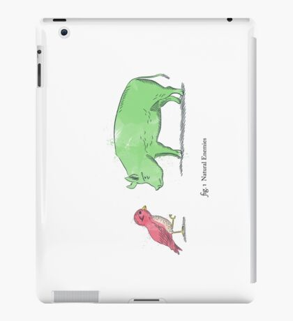 Natural Enemies iPad Case/Skin