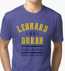 Leonard gegen Duran Vintage T-Shirt