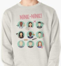 Brooklyn Nine-Nine Squad Pullover