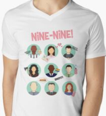 Brooklyn Nine-Nine Squad T-Shirt