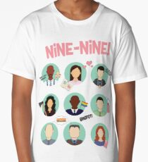 Brooklyn Nine-Nine Squad Long T-Shirt