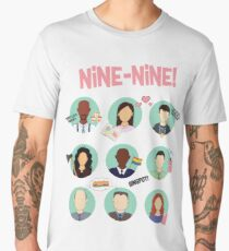 Brooklyn Nine-Nine Squad Men's Premium T-Shirt