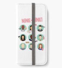 Brooklyn Nine-Nine Squad iPhone Wallet/Case/Skin