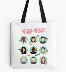 Brooklyn Nine-Nine Squad Tote Bag