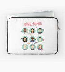 Brooklyn Nine-Nine Squad Laptop Sleeve