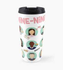 Brooklyn Nine-Nine Squad Travel Mug