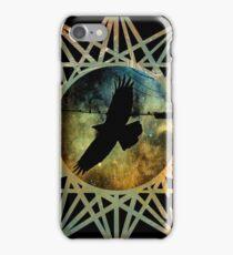 Icarus - Crow Design iPhone Case/Skin