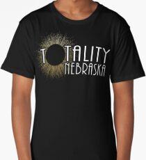 Total Eclipse Shirt - Totality Is Coming NEBRASKA Tshirt, USA Total Solar Eclipse T-Shirt August 21 2017 Eclipse Long T-Shirt