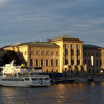 National Museum in Stockholm by kostolany244