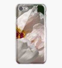 Peony Macro iPhone Case/Skin