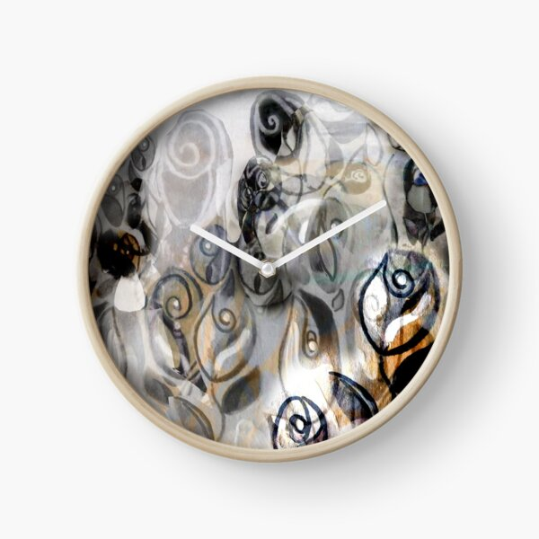 Stone Roses Clock
