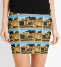 Historic Spanish Missions Mini Skirt