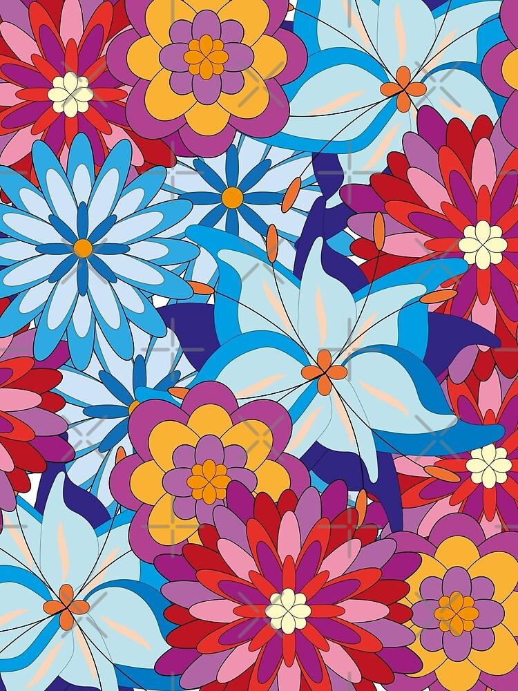 Flower Power von WACHtraum