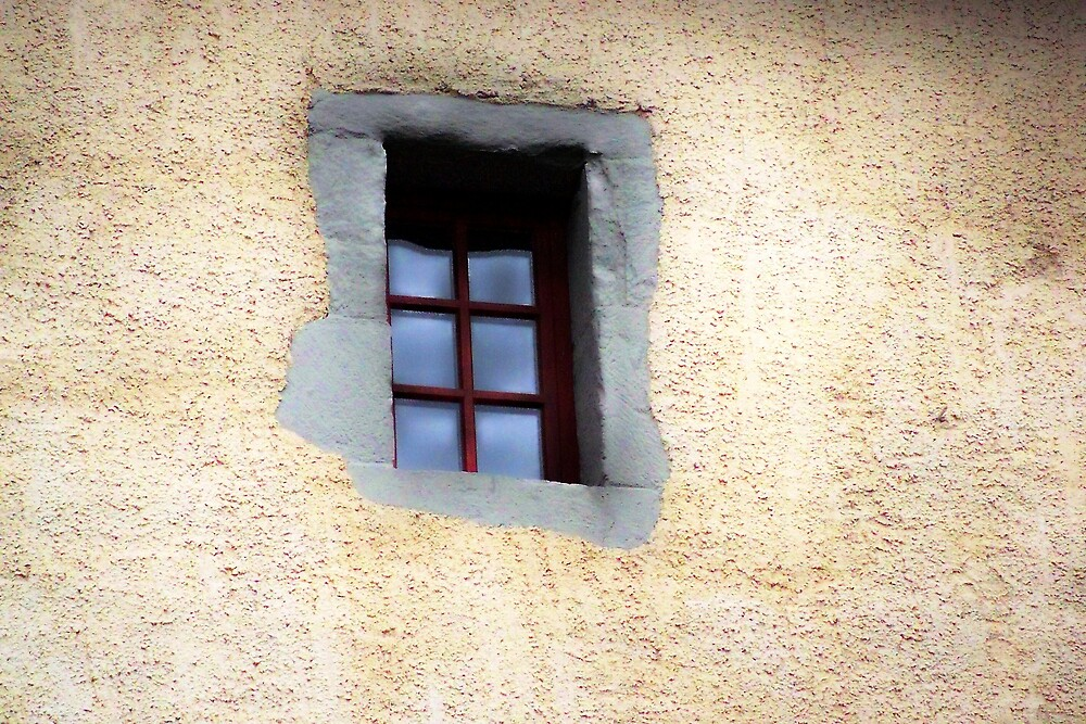 Castle Window by Carrie Norberg