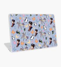 Mary Poppins Pattern Laptop Skin