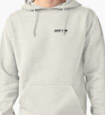 Peugeot 206 S16 - PDLV Pullover Hoodie