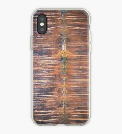 Mirror In The Lake iPhone Case